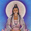 Kuan Yin : She who harkens to the cries of the world Wise in using skilful means, She manifests her countless form