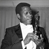 Sidney Poitier wins Best Actor Oscar for Lilies of the Field
