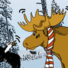 A Mika Moose Xmas (Greek): Chapter 1