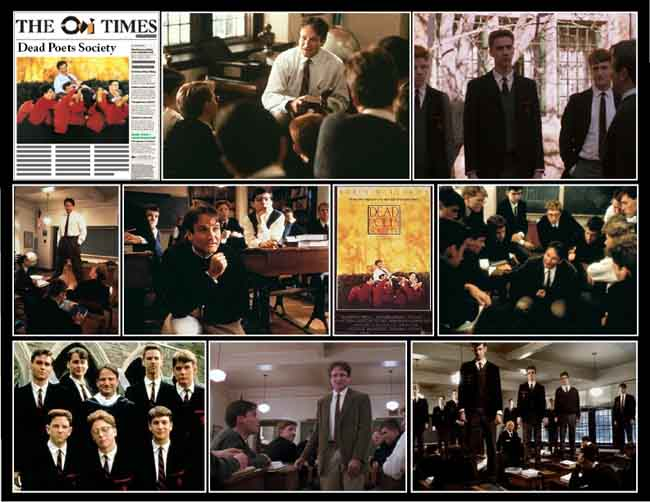 the fountainhead and dead poets society