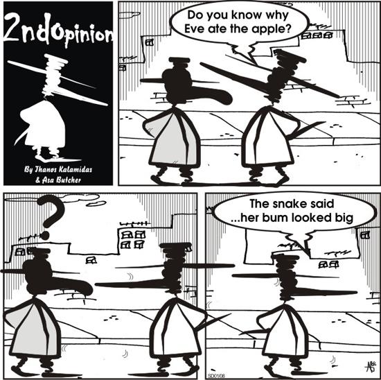 Ovi Cartoons
